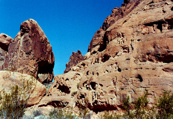 VALLEY OF FIRE | Social-Environmental Sustainability For A